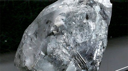 Botswana's Prolific Karowe Mine Delivers 998-Carat, Gem-Quality Diamond